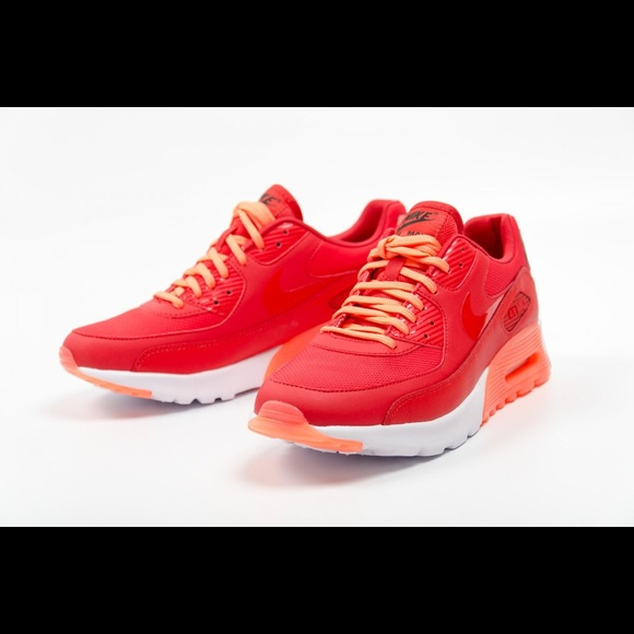 detailed look 4923b e77fb NIKE AIR MAX 90 Ultra Essential University Red